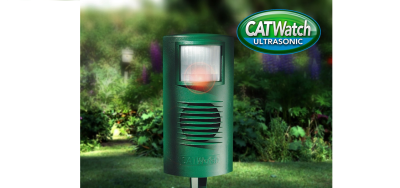 Excellent feedback for CATWatch the Ultrasonic cat deterrent